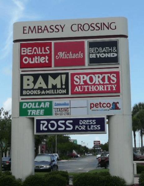 Embassy Crossing